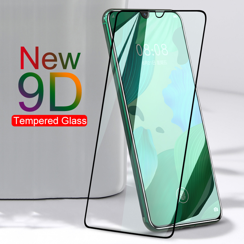 New 9D Tempered Glass For Huawei Nova 3 4 5 5T 5i 4e 3i 3e Screen Protector For Huawei Mate 10 Pro 20 Lite Protective Glass Film