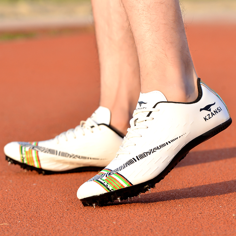 Spikes-Shoes Running-Spikes Track Field Men for Pink White Unisex And Lightweight Professional
