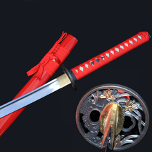 Samurai Sword Long-Warrior-Knife Chop Can Made-In-China High-Hardness Mid-Range