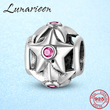 Jewelry Necklaces Nautical Star European-Bracelets DIY Silver 925-Sterling-Silver Fit