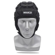 Pro Sports Helmet EVA Shock-proof Headgear for Rugby Flag Football Soccer Goalkeeper & Goalie