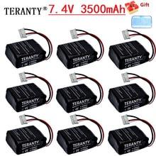 Batterie Rechargeable li-po pour iRobot braava, 7.4V, 3500mAh, 380t, 380 menthe, 5200c, 381 mAh, 2800 v, 1 à 10 pièces, originale
