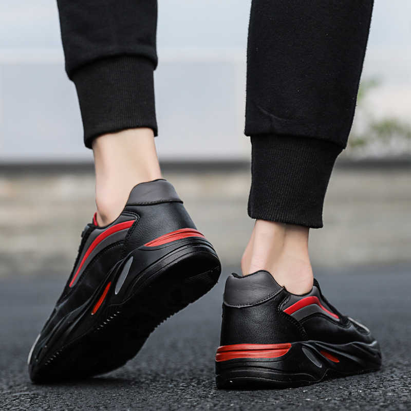 Comfortabele Platte Bodem Leisure Schoenen Mannen Sneakers Zomer Ademend Mesh Oppervlak Kleuraanpassing Tij Schoenen Zapatillas Hombre