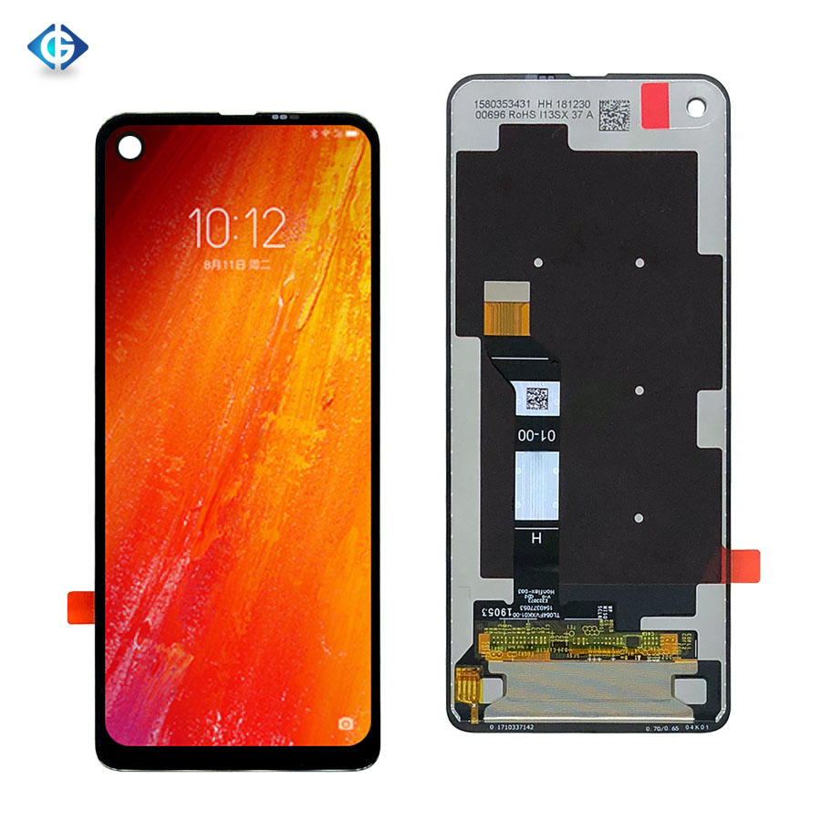 6 3 LCD Display Touch Screen Digiziter Assembly For Motorola for Moto One Vision XT1970 Lcd