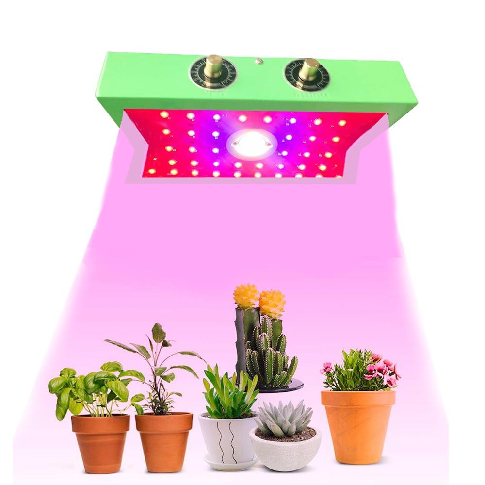 1200W LED Grow Light full spectrum dimmable COB Plant Growth Lamp for indoor Flower Seedlings Aquarium Indoor Plants