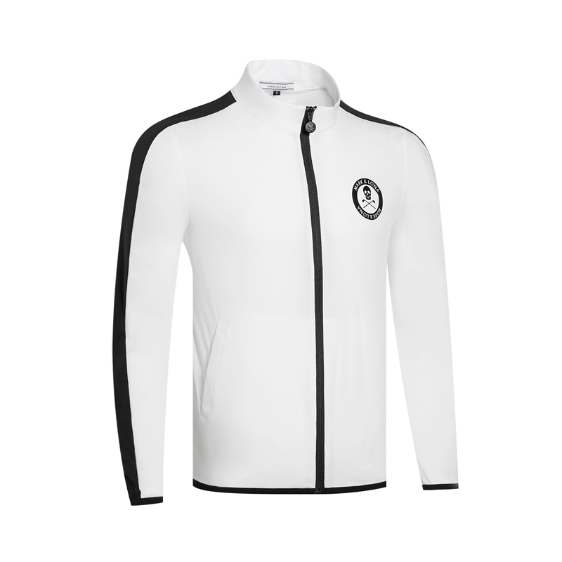 New MARK&LONA Golf Jacket SwirLing  Men's Golf  Windbreaker Quick-drying Breathable Golf Apparel Free Shipping