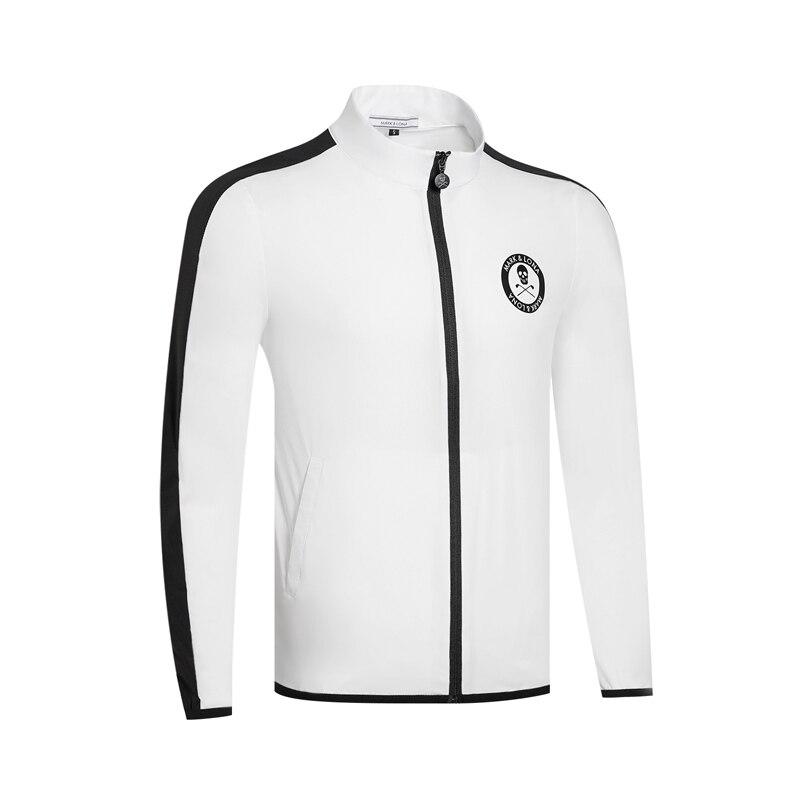 New MARK&LONA Golf Jacket SwirLing  Men's Golf  Windbreaker Quick-drying Breathable Golf Apparel Free Shipping