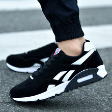Men's sports casual shoes running summer breathable shoes AO07