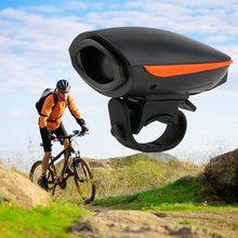 140db Bicycle Bell Ring Electric Cycling Horn Handlebar Loud Alarm Bell Safety Night Riding USB Rechargeable Hot Dropshipping bicycle bike handlebar ball air horn trumpet ring bell loudspeaker noise maker free shipping