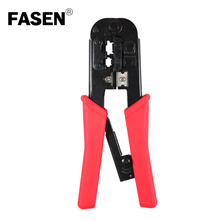 HT-568R Multifunctional Crimping Tool Resistant Cable Crimping Forceps for Computer Crimper Crimping Crimper Network Tools stud crimping tool for metal profile matrix 87951