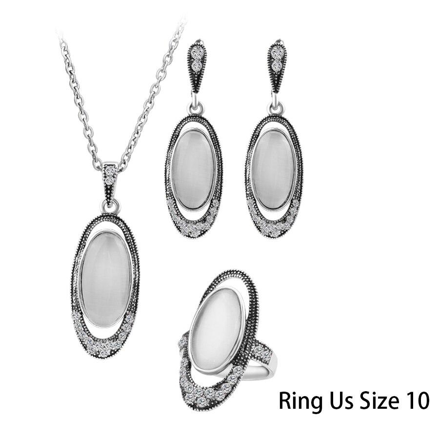 3pcs Ring Us Size 10