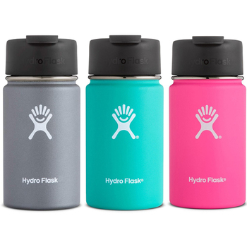 12oz hydro flask travel coffee Double-layer vacuum insulated stainless steel Tumbler water bottle