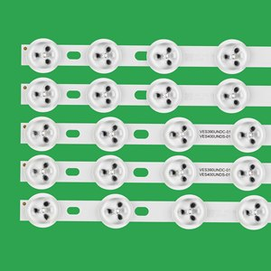 "Image 3 - 5pcs x LED Backlight Strip for LG 40"" NDV REV1  VES400UNDS /DC 39FHD CNOV LC 39LD145K 40L3453DB 40PFL3018T/12"