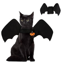Transformed-Costume Used-For Costume-Playing Bat Wings Halloween Cat New And of Dog Teddy