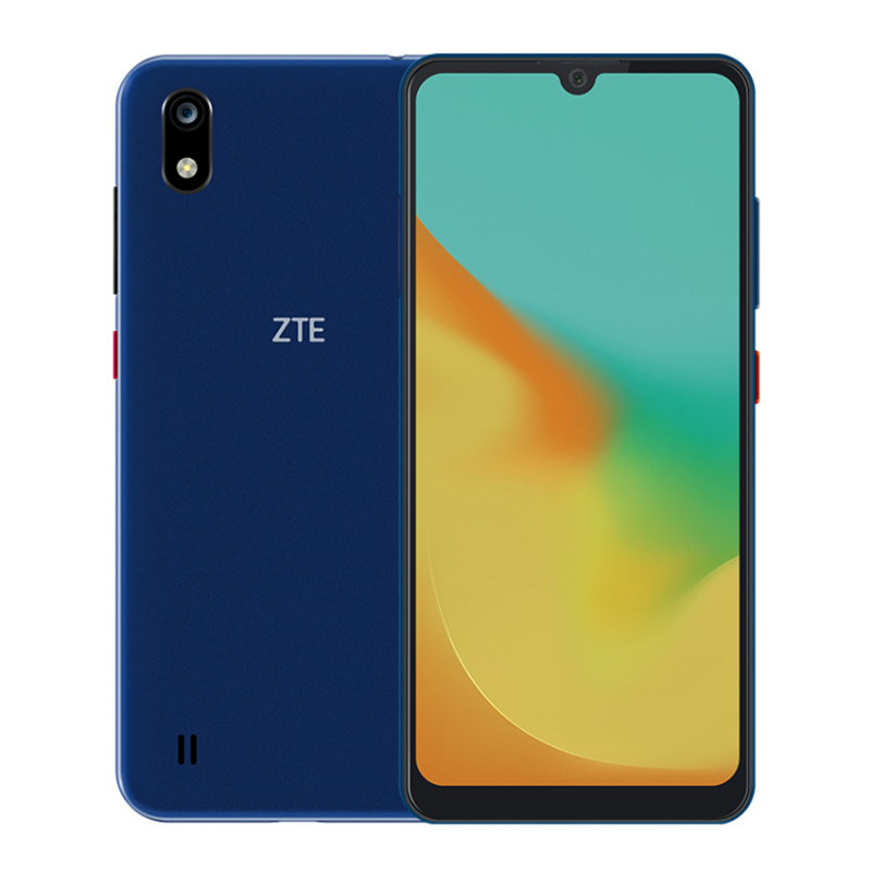 Original Globale ROM ZTE Klinge A7 4G LTE Handy Helio P60 Octa Core Android 9.0 6,08 IPS 3GB + 64GB 16MP Gesicht ID smartphone - 2