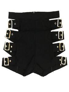 Jeans Short Bandage Ripped Black Sexy White Mini High-Waist Denim Women Skinny New Club