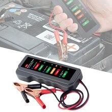 Автомобильный цифровой тестер батареи Цифровой мультиметр профессиональный