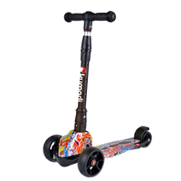 2019 new bicycle scooter children's gift outdoor sports toy scooter children kick scooter