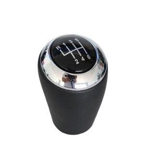 Image 5 - 5 6 velocidade do deslocamento de engrenagem botão para mazda 3 bk bl 5 cr cw mazda 6 ii gh CX 7 er MX 5 nc iii mt couro shifter engrenagem alavanca