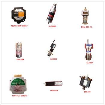 FBLM5120W-GFBK7| 517008E| DGM-204-2A| P54C06R| RCC232| CL4B24| 103H7123-0646| M092078| EM-270 Used