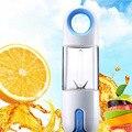 Портативный USB электрическая соковыжималка для фруктов ручной Овощной Соковыжималка Блендер перезаряжаемый Мини соковыжималка