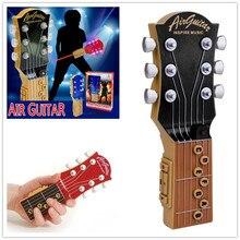 1 шт. подарок идея дети ИК Инфракрасный Электронный воздушный гитарный инструмент Рок развивающие игрушки новые высокотехнологичные Прямая поставка