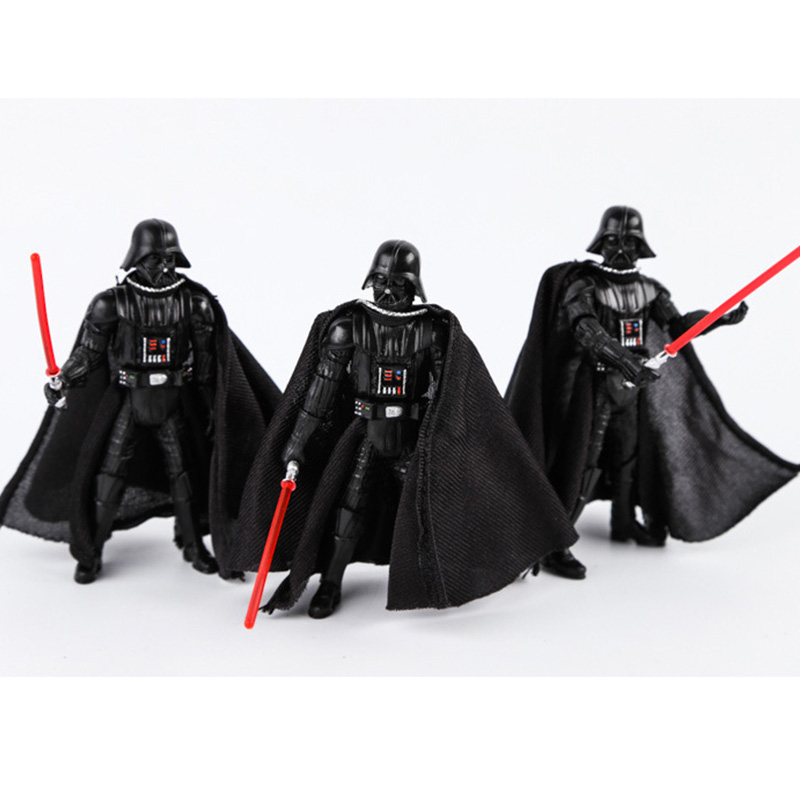 10cm Star Wars Darth Vader Revenge Of The Sith Auction Action Dolls Toy Figures For Kids Birthday Gift Action Toy Figures Aliexpress