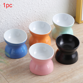 Round Drinking Colorful Ceramic Bowl 3