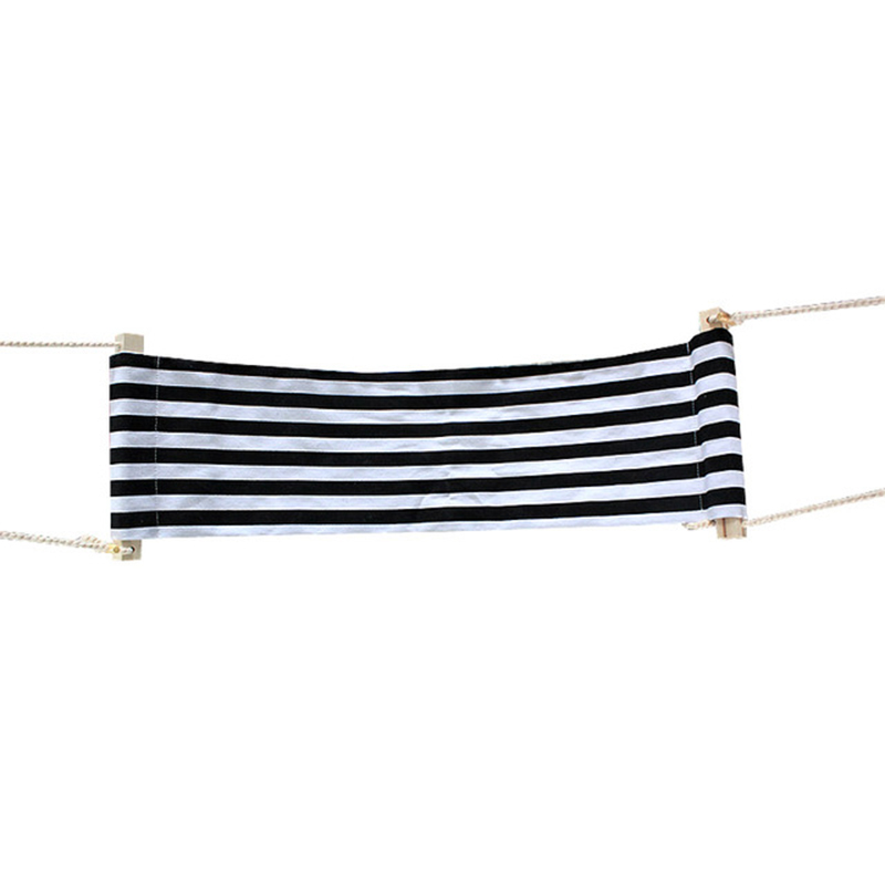 Adjustable Footbed Hammock Straps Stand Foot Hammock Lazy Artifact Home Outdoor Desk Relax Foot