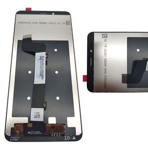 "Image 5 - Для Xiaomi Redmi Note 5 Pro ЖК экран с рамкой 5,99 ""10 сенсорный экран Замена Redmi Note 5 Pro LCD Snapdragon 636"