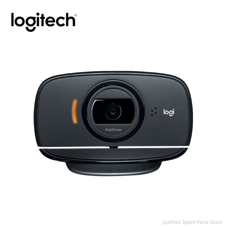 Logitech C525 B525 HD Webcam Portable 360 Rotating 720p 8Mega Video Auto Focus Calling USB Web Camera