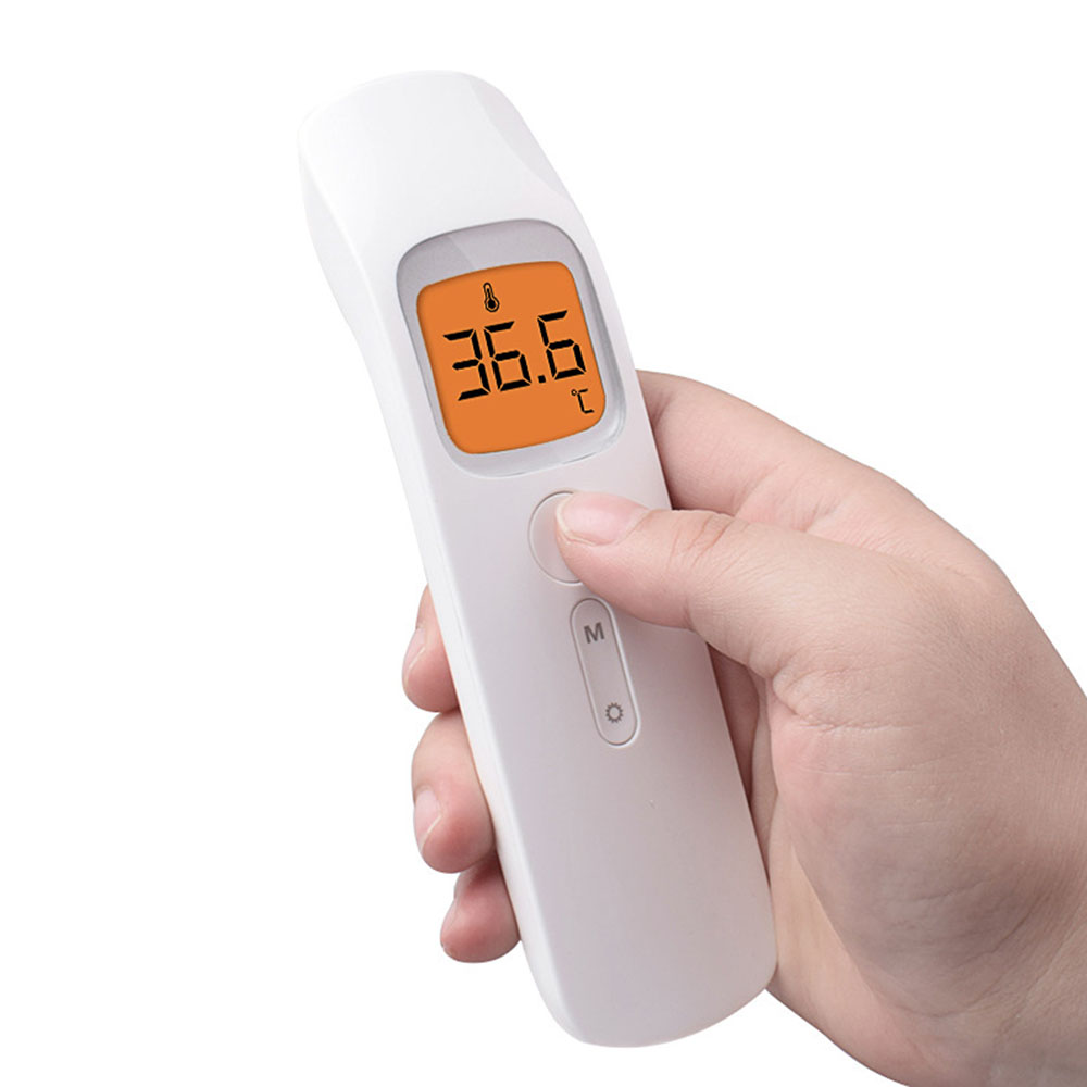 New Multi-function Infrared Thermometer Non-contact Digital Forehead Thermometer Body Temperature Measurement For Baby Kid Adult