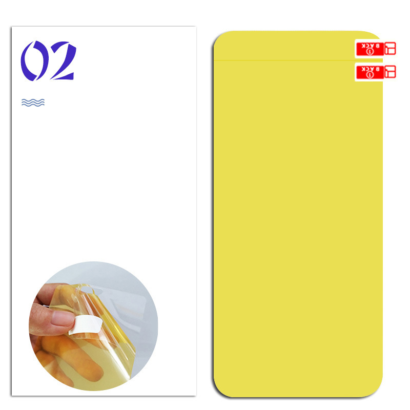 Image 5 - Soft Hydrogel Screen Protector Film For Huawei P20 P30 Lite Pro Protective Film For Huawei Mate10 20 Lite Pro Film Not glass-in Phone Screen Protectors from Cellphones & Telecommunications