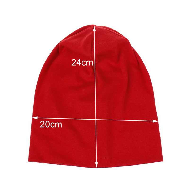 Kids Fashion Cute Slouchy Hats Toddlers Caps 2019 New Baby Solid Color Soft Winter Warm Beanies Comfortable Hip-hop Hats