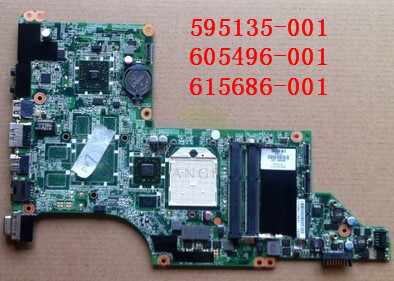 Laptop DV7-4000 Notebook DAOLX8MB6D1 for Hp Mainboard 100%Fully-Tested 605496-001