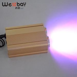 Image 5 - 32W RGB LED Optic Fiber Light Engine Kit Star Light Ceiling Optical Fiber 0.75mm 1.0mm Fiber Optic Starry Sky