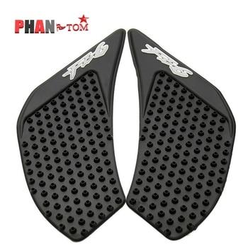 Motorcycle tank pad/grips protector sticker /Protective Pad For Yamaha FZ-6 FZ6 FZ 6 2006-2010 недорого