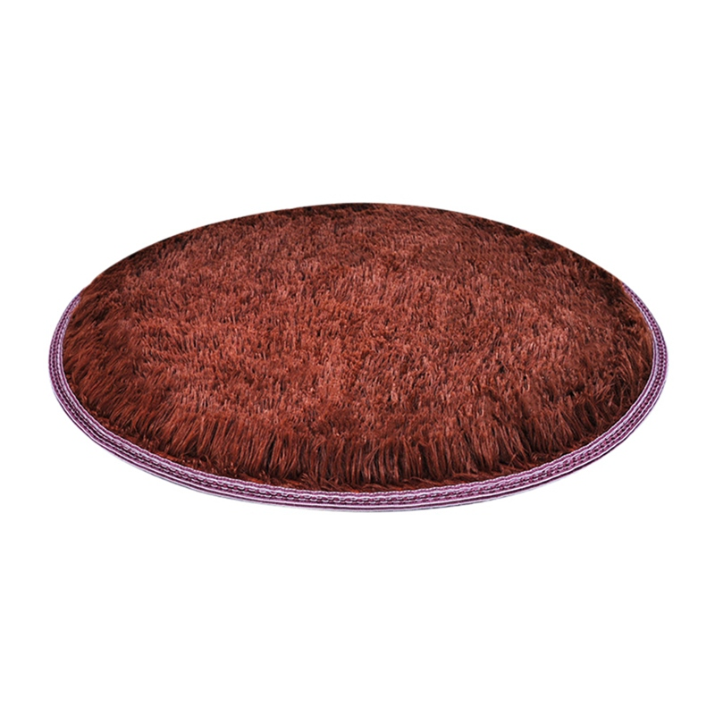 Warm Fleece Dog Bed Round Pet Long Plush Cushion For Small Medium Large Dogs & Cat Winter Dog Kennel Puppy Mat Pet Bed 4