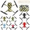 Wodoodporne naklejki pcv Drone Body skóra ramię ochronne pilot do Mavic Mini 2 ochraniacz w formie naklejki akcesoria