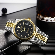 TEVISE Men Watch Classic Luxury Automatic Mechanical Watch Men Luminous Sport Watches Stainless Steel Waterproof Calendar Clock