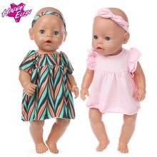 Новинка 2020 подходит для новорожденных аксессуары кукол 18