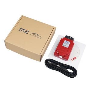 Image 2 - Original FVDI J2534 Car Diagnostic Tool SVCI J2534 Support SAE J1850 Protocol Online Module Programming Better Than ELM327 ELS27