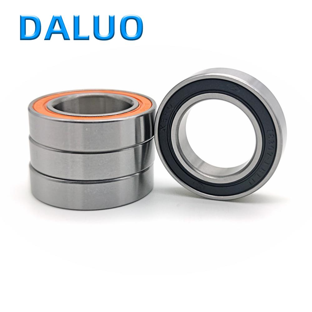 4PCS DALUO 18307-LBLU 18X30X7 18307 18307-2RS 6903/18 MR18307 18307RS ABEC-3 Single Row Deep Groove Ball Bearings
