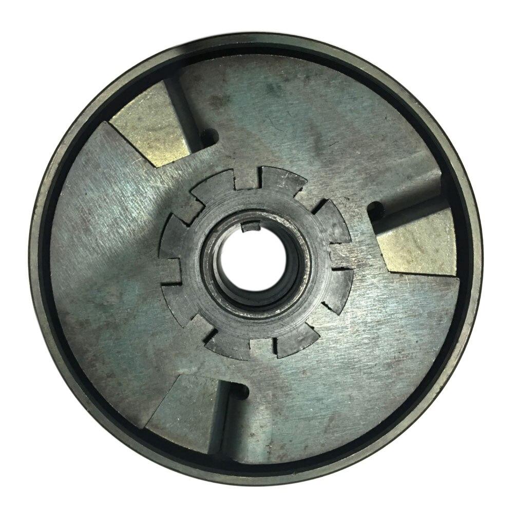 Embrague centr/ífugo 12 Dientes 3//4 Pulgadas 19 mm Go Kart Partes f/ácil de Instalar para Go Kart Buggy Mini Bike