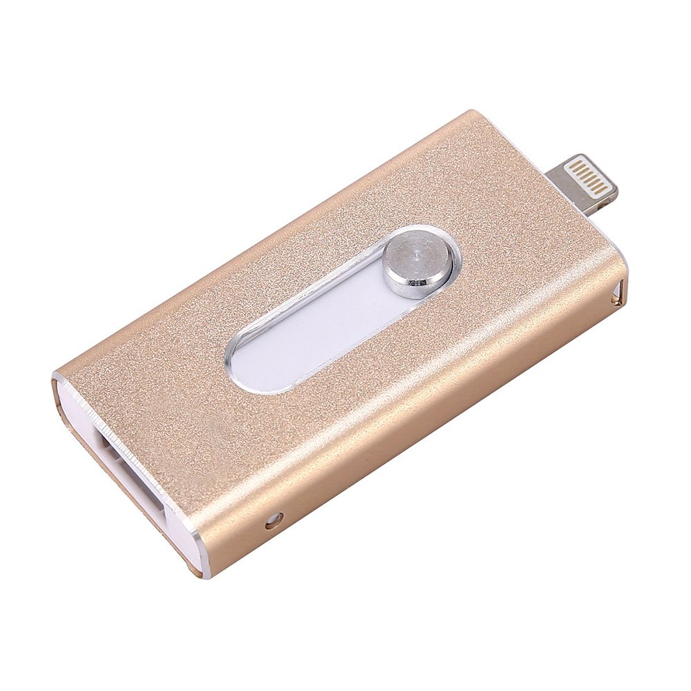 Usb Flash Drive For IPhone 6 6S 6Plus 7 7S 7P 8 8Plus X IPad Lightning USB Memory Stick 64GB Pendrive For IOS External Storage