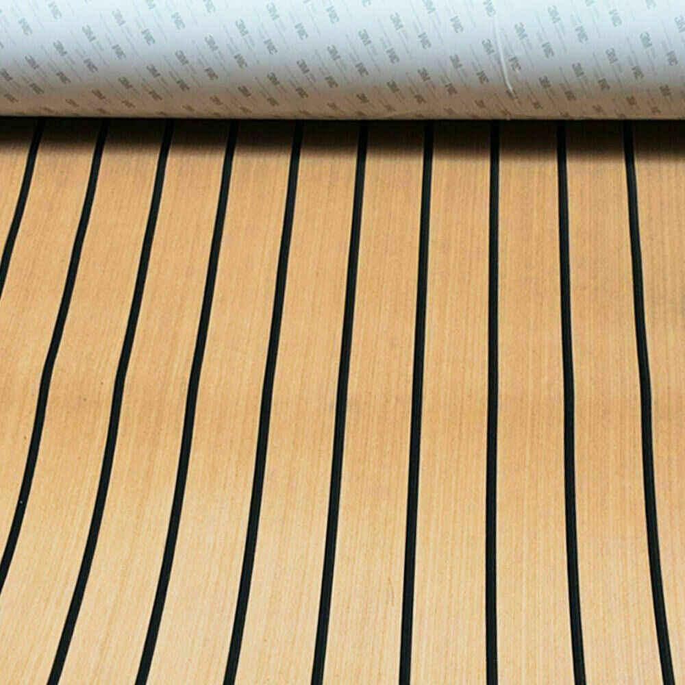 5 דפוס דביק EVA קצף סירת Deluxe ימי סירת ריצוף גיליון פו טיק יאכטה קצף סירת הסיפון מחצלת אביזרי הימי
