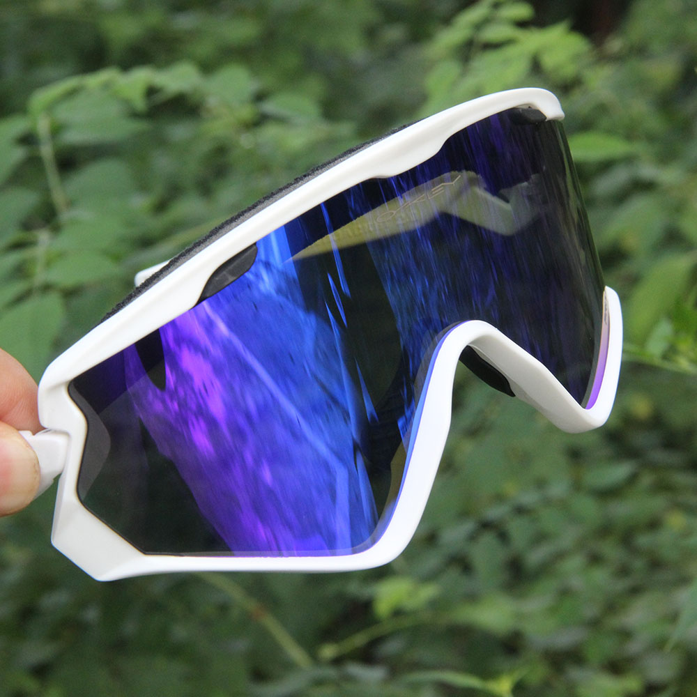Hot Sale Wind Cycling Sunglasses Goggles Cycling Glasses Glass Outdoor Sports Man Women Bike Accessories