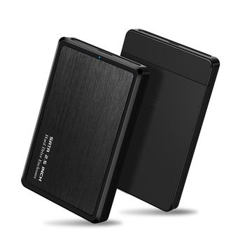 Chenyang HDD Case 2.5 SATA to USB-C Type-C Adapter External Hard Disk Enclosure USB-C Type-C to 2.5 SATA SSD HDD 22Pin tool free 10gb s usb 3 1 type c hdd enclosure with ventilation holes sata 3 0 ssd mobile box usb c to sata 6gb s case asm1351