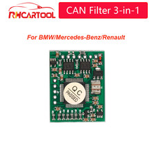 Super może filtrować dla BMW CAS4 i FEM/ MB W212 W221 W164 W166 W204 dla Renault Laguna III Megane III Scenic III Super może filtrować