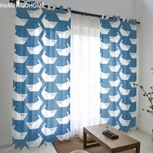 Swan Modern Tulle Curtains For Living Room Bedroom Kitchen Voile Sheer Curtains For Window Tulle Curtains Drapes Luxury 6 Size цена и фото